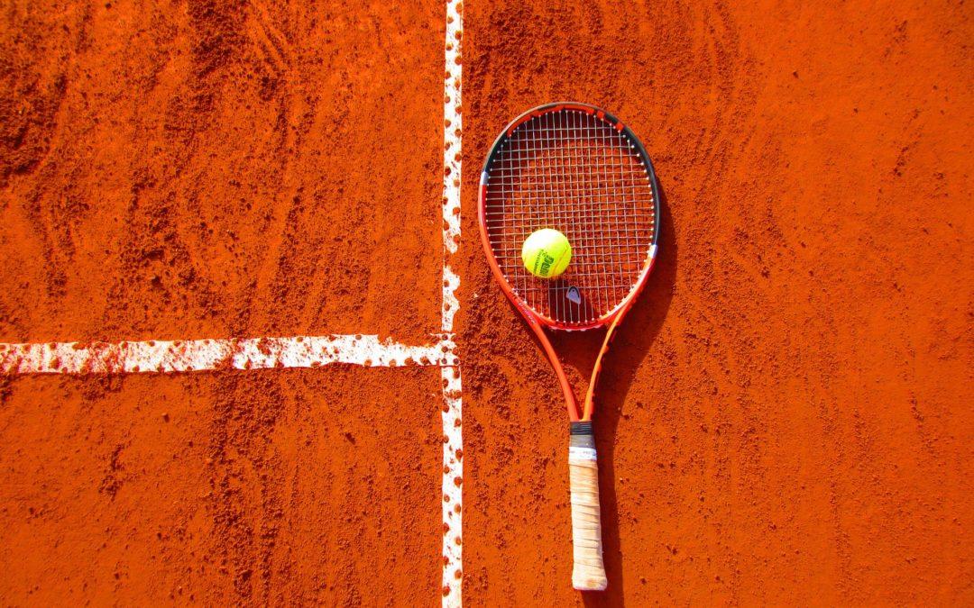 Tennistræning 2019